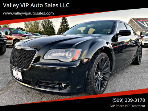2013 Chrysler 300 for sale at Valley VIP Auto Sales LLC in Spokane Valley WA