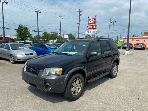 2005 Ford Escape for sale at 4th Street Auto in Louisville KY