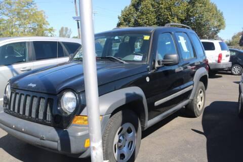 2006 Jeep Liberty for sale at Urglavitch Auto Sales of NJ in Trenton NJ