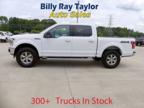 2018 Ford F-150 for sale at Billy Ray Taylor Auto Sales in Cullman AL