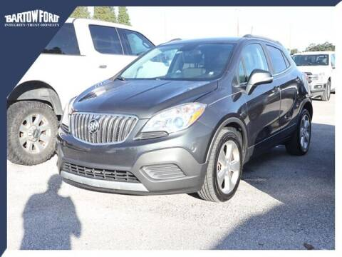 2016 Buick Encore for sale at BARTOW FORD CO. in Bartow FL