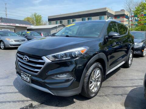 2017 Hyundai Tucson for sale at WOLF'S ELITE AUTOS in Wilmington DE