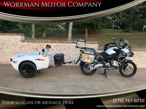 2013 BMW R1200GS Adventure for sale at Workman Motor Company in Murray KY