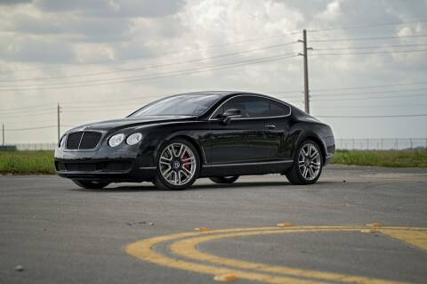 2006 Bentley Continental for sale at EURO STABLE in Miami FL