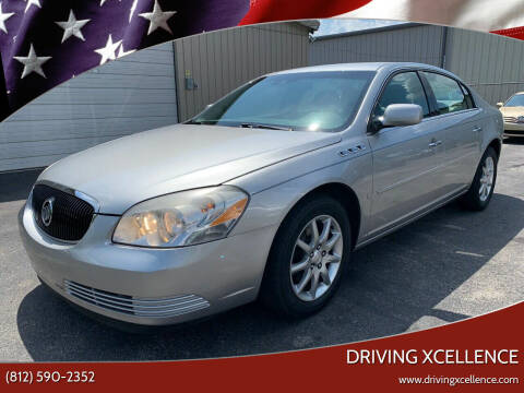 2008 Buick Lucerne for sale at Driving Xcellence in Jeffersonville IN