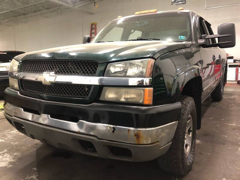 2003 Chevrolet Silverado 2500HD for sale at Paley Auto Group in Columbus OH