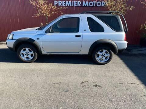 2004 Land Rover Freelander for sale at Premier Motors in Milton Freewater OR