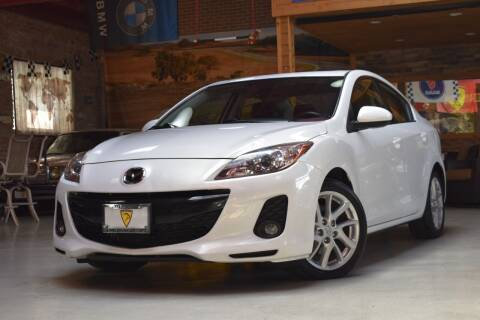 2012 Mazda MAZDA3 for sale at Chicago Cars US in Summit IL