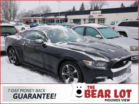 2015 Ford Mustang for sale at Rydell Auto Outlet in Mounds View MN
