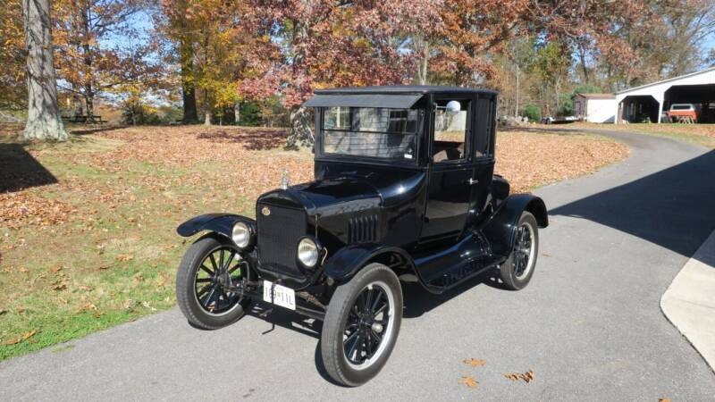 1924 Ford Model T for sale at Erics Muscle Cars in Clarksburg MD