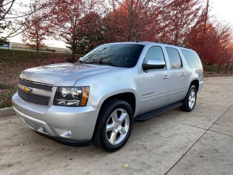 2013 Chevrolet Suburban for sale at Western Star Auto Sales in Chicago IL