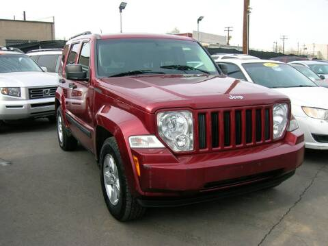 2011 Jeep Liberty for sale at Avalanche Auto Sales in Denver CO