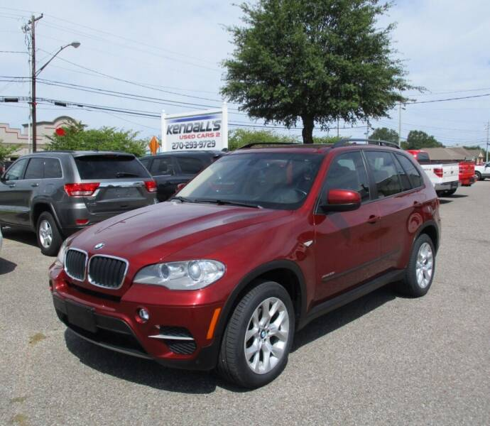 2012 BMW X5 for sale at Kendall's Used Cars 2 in Murray KY