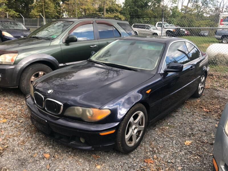 2004 BMW 3 Series for sale at Noble PreOwned Auto Sales in Martinsburg WV