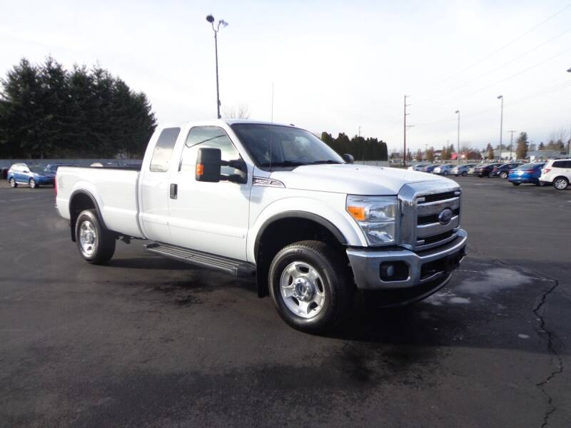2015 Ford F-250 Super Duty for sale at New Deal Used Cars in Spokane Valley WA