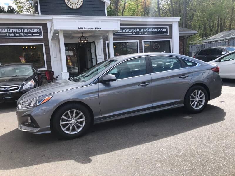 2018 Hyundai Sonata for sale at Ocean State Auto Sales in Johnston RI