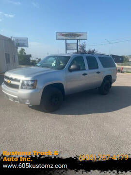 2013 Chevrolet Suburban for sale at Kustomz Truck & Auto Inc. in Rapid City SD