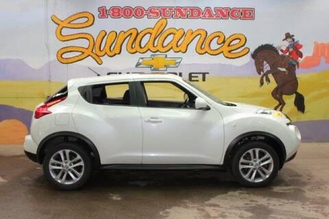 2011 Nissan JUKE for sale at Sundance Chevrolet in Grand Ledge MI