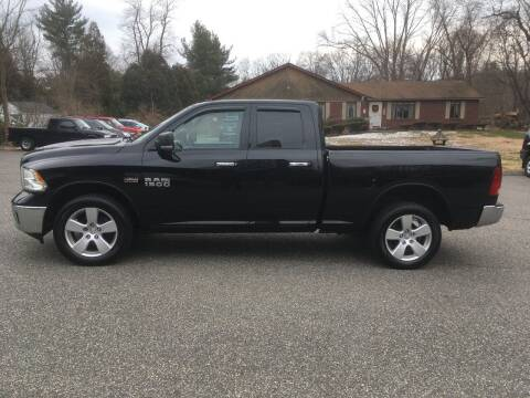 2013 RAM Ram Pickup 1500 for sale at Lou Rivers Used Cars in Palmer MA