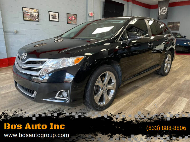 2015 Toyota Venza for sale at Bos Auto Inc in Quincy MA