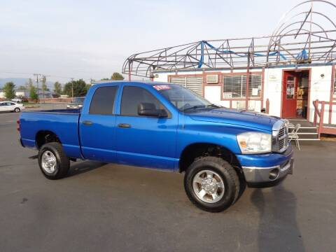 2008 Dodge Ram Pickup 2500 for sale at Jim's Cars by Priced-Rite Auto Sales in Missoula MT