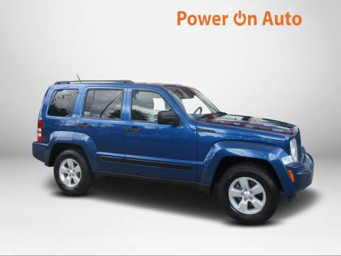 2009 Jeep Liberty for sale at Power On Auto LLC in Monroe NC