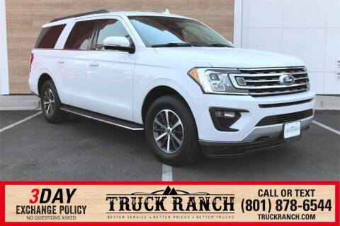 2018 Ford Expedition MAX for sale at Truck Ranch in American Fork UT