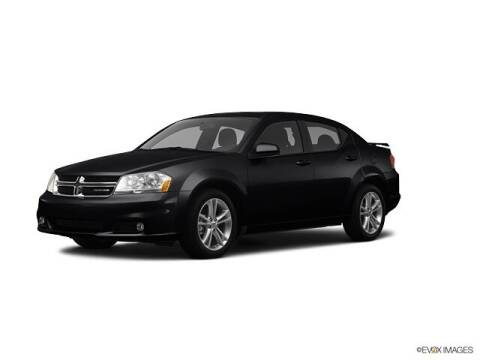 2012 Dodge Avenger for sale at FREDY KIA USED CARS in Houston TX