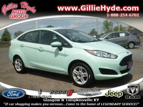 2017 Ford Fiesta for sale at Gillie Hyde Auto Group in Glasgow KY