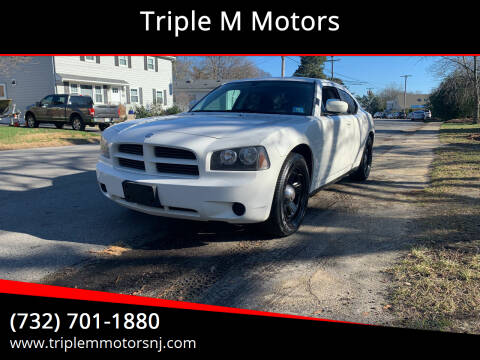 2009 Dodge Charger for sale at Triple M Motors in Point Pleasant NJ