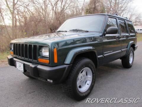 1999 Jeep Cherokee for sale at Isuzu Classic in Cream Ridge NJ