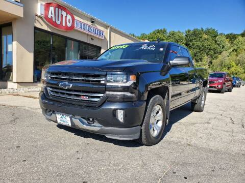 2017 Chevrolet Silverado 1500 for sale at Auto Wholesalers Of Hooksett in Hooksett NH