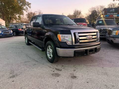 2009 Ford F-150 for sale at STL Automotive Group in O'Fallon MO