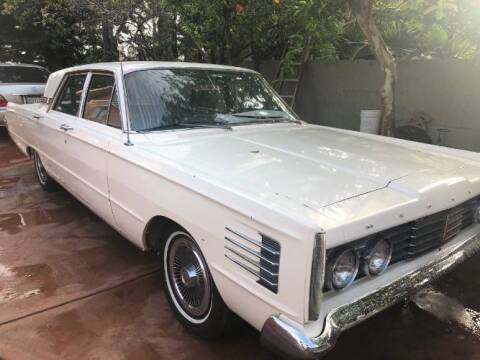 1965 Mercury Marquis for sale at Classic Car Deals in Cadillac MI