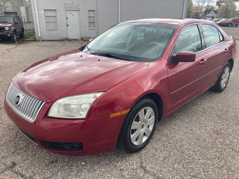 2006 Mercury Milan for sale at Two Rivers Auto Sales Corp. in South Bend IN