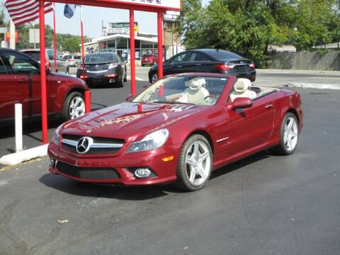 2009 Mercedes-Benz SL-Class for sale at Levittown Auto in Levittown PA