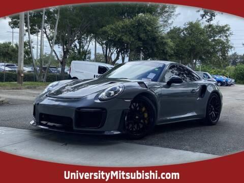 2014 Porsche 911 for sale at FLORIDA DIESEL CENTER in Davie FL