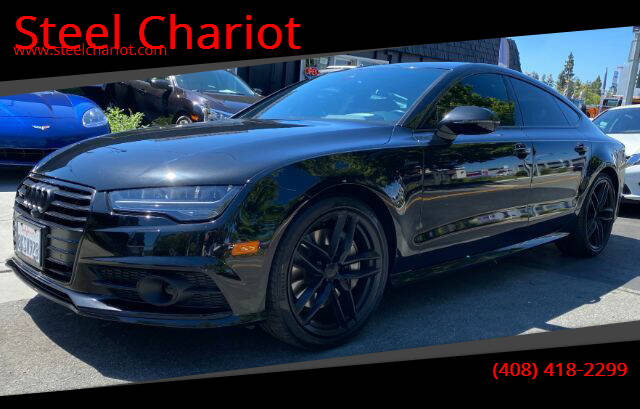 2016 Audi A7 for sale at Steel Chariot in San Jose CA