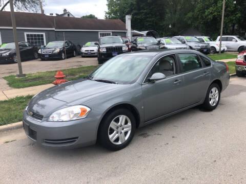 2008 Chevrolet Impala for sale at CPM Motors Inc in Elgin IL