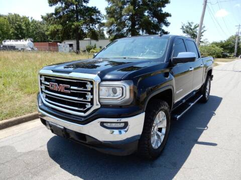 2017 GMC Sierra 1500 for sale at United Traders Inc. in North Little Rock AR