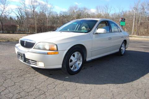 2002 Lincoln LS for sale at New Hope Auto Sales in New Hope PA