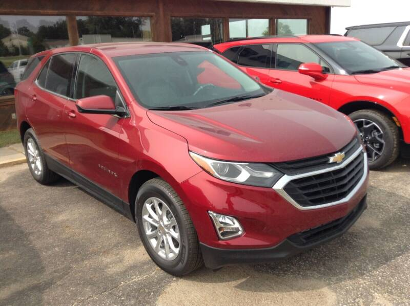 2020 Chevrolet Equinox for sale at Melton Chevrolet in Belleville KS