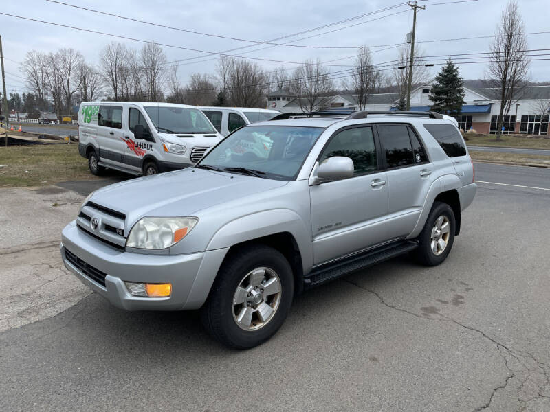 2005 Toyota 4Runner for sale at Candlewood Valley Motors in New Milford CT