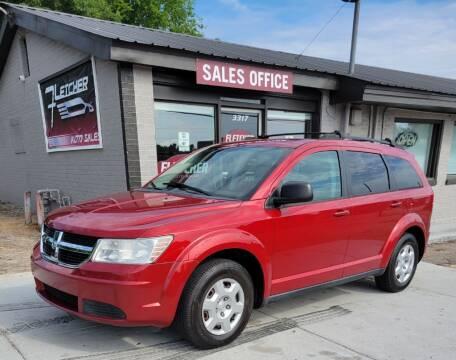 2009 Dodge Journey for sale at Fletcher Auto Sales in Augusta GA