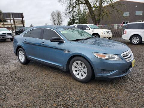 2010 Ford Taurus for sale at McMinnville Auto Sales LLC in Mcminnville OR