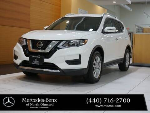 2019 Nissan Rogue for sale at Mercedes-Benz of North Olmsted in North Olmstead OH