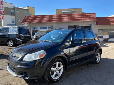 2007 Suzuki SX4 Crossover for sale at STS Automotive in Denver CO