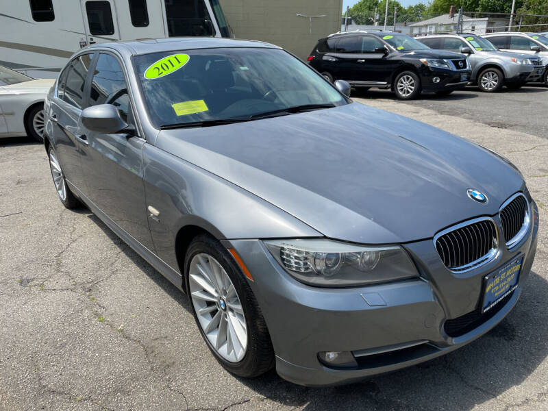 2011 BMW 3 Series for sale at White St. Motors in Haverhill MA