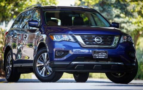 2017 Nissan Pathfinder for sale at MS Motors in Portland OR