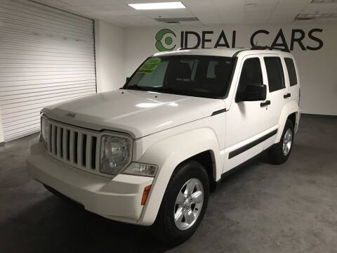 2010 Jeep Liberty for sale at Ideal Cars Broadway in Mesa AZ
